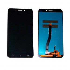 Дисплей для Asus ZenFone 3 Laser (ZC551KL) с тачскрином Черный