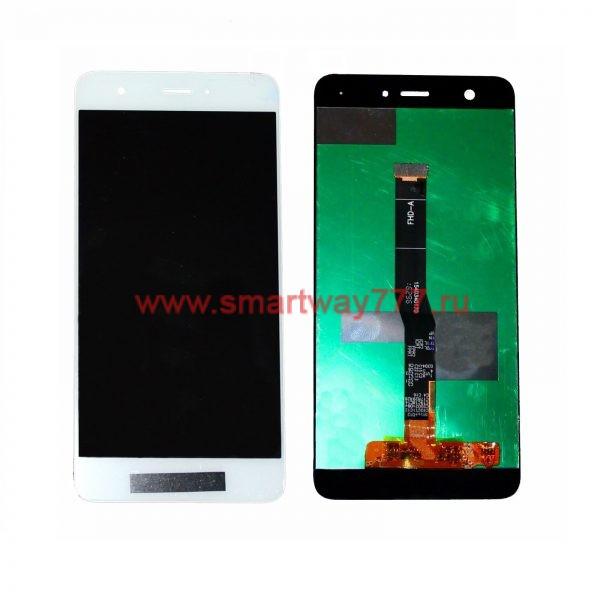 Дисплей для Huawei Nova с тачскрином Белый