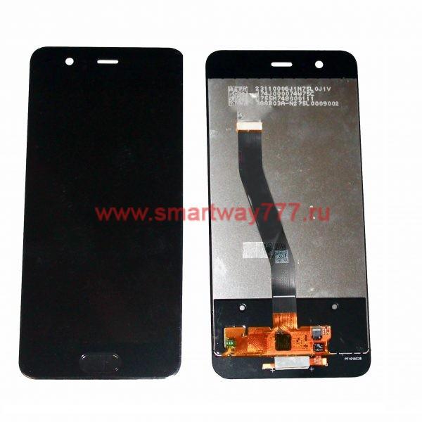 Дисплей для Huawei P10 с тачскрином Черный