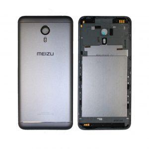 Задняя крышка для Meizu M3 Note Черная