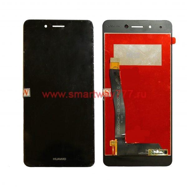 Дисплей для Huawei Honor 6C с тачскрином Черный