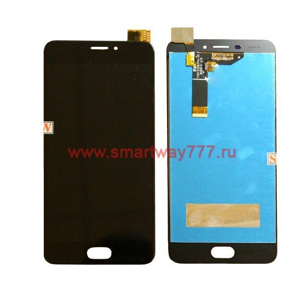 Дисплей для Meizu M6 с тачскрином Черный
