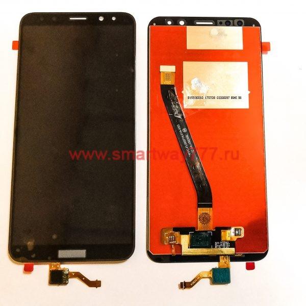 Дисплей для Huawei Nova 2i / Mate 10 Lite с тачскрином Черный