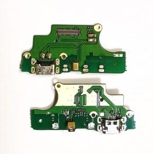 Шлейф для Nokia 5 плата с разъемом зарядки и микрофоном