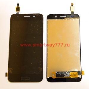 Дисплей для Huawei Y3 2017 с тачскрином Черный