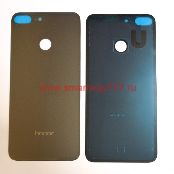Задняя крышка для Huawei Honor 9 Lite Серая