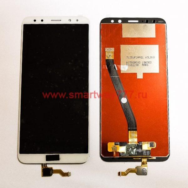 Дисплей для Huawei Nova 2i / Mate 10 Lite с тачскрином Белый
