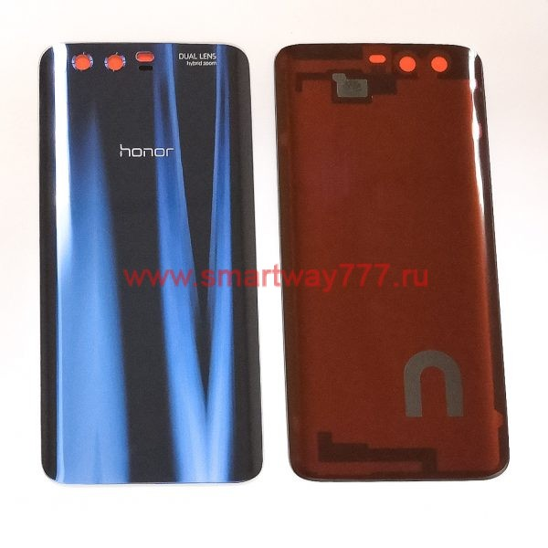 Задняя крышка для Huawei Honor 9 / 9 Premium Синяя